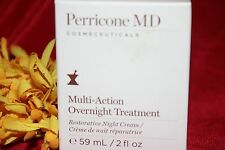 DR PERRICONE MULTI ACTION OVERNIGHT TREATMENT FULL SIZE 2 OZ IN BOX AUTHENTIC