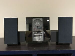 Bang & Olufsen BeoSound 2300 Audio System with BeoLab 2500 Speakers
