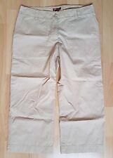 H&M Casual Chino 3/4 Hose beige 38