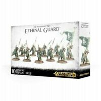 Wanderers Eternal Guard - Warhammer Sigmar - Brand New! 92-09