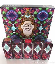 Urban Decay Alice Through The Looking Glass Eyeshadow Palette & All 5 Lipsticks