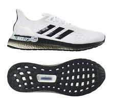 adidas UltraBoost PB Men's Running Shoes White Walking Gym Jogging Casual EG0424