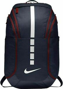 Nike Hoops Elite Pro Basketball Backpack Red White Blue BA5554-414
