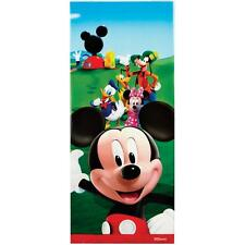 New listing Wilton Mickey Mouse Birthday Party Favor Treat Bags Pkg. Of 16 Theme Supplies