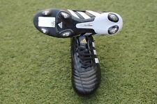 BNIB ADIDAS ADIPURE III TRX SG FOOTBALL BOOTS BLACK UK SIZE 8.5 Rare Must See!