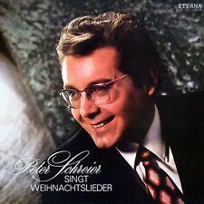 LP - Peter Schreier - Weihnachtslieder / ORIGINAL - ETERNA / Vinyl NEU
