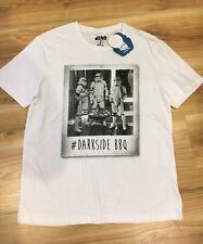 NWT Star Wars '#Darkside BBQ' Tshirt Tee Size S