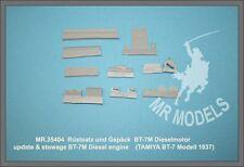 1/35th MR Models Soviet BT-7M conv