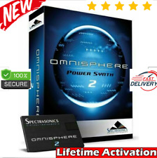 Spectrasonics Omnisphere 2.5 🔐 Lifetime Licence ⚡️ 📥 Win [Email Download] ✅