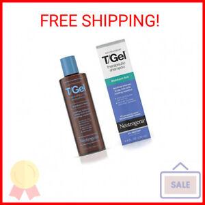 Neutrogena T/Gel Therapeutic Stubborn Itch Shampoo with 2% Coal Tar