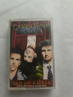 CROWDED HOUSE       - TEMPLE OF LOW MEN -                          Cassette Tape