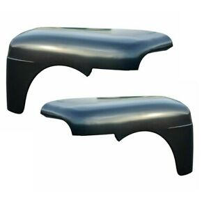 Front Driver And Passenger Side Set Of 2 Fender AMD Fits 1951-1952 Ford F1