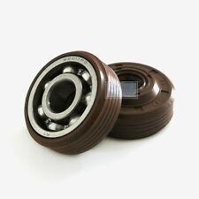 Crankshaft Bearings WT Oil seals Fit HUSQVARNA 136 137 141 142 235 236 Chainsaw
