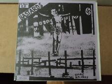 """Bastards - Maailma Palaa Ja Kuolee (World Burns To Death) 7"""" kbd gism rattus NEW"""