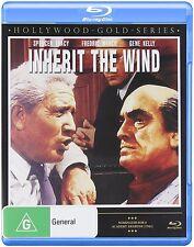 INHERIT THE WIND (1960 Spencer Tracy) -  Blu Ray - Sealed Region B