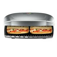 George Foreman 9-Serving Classic Plate Electric Indoor Grill And Panini Press