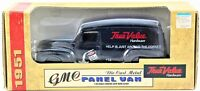 Ertl 1995 True Value 1951 GMC Panel Van 1/25 scale Die cast metal MINT in BOX