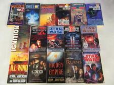Big Lot (16) Kevin J. Anderson Science Fiction Books Star Wars X-Files Ill Wind
