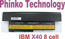 Brand New Battery for IBM Thinkpad X40 X41 8 cell
