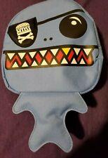 Harajuku Mini Blue Shark-Back-Pack For Kids NWOT
