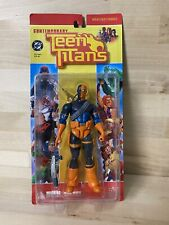Deathstroke Contemporary Teen Titans Dc Direct Comic Book Action Figure New