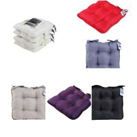 Seat Cushions Comfy Cushy Range 40 x 40 in 8 Different Colours Tracked UK post