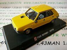 AP26N Voiture 1/43 IXO AUTO PLUS : Fiat Ritmo 1979