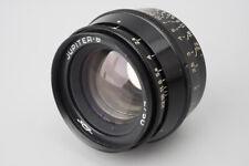 Jupiter-8 50mm f/2 f2 Manual Focus Lens, For Leica M39 Screw Mount LTM