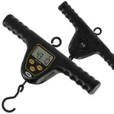Digital NGT XPR Carp Coarse Fishing Tackle Scales 110lb 50kg Tape & Handles