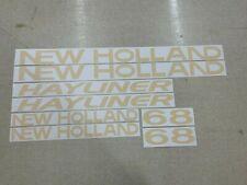 New Holland 68 Hayliner Decals