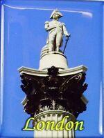 Imán Londres Inglaterra Lord Nelson Trafalgar Square, 8CM, Nuevo
