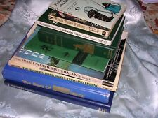 Lot Of 9 Vintage Fishing Books~Bass~Fly Fishing +