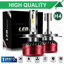 2x H4 9003 HB2 LED Headlight Bulb Conversion Kit High Low HID 6000K Super Bright