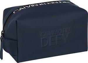 CALVIN KLEIN Defy Wash Bag / Toiletry / Shaving Bag
