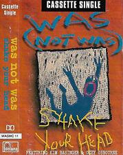 Was (Not Was) Shake Your Head CASSETTE SINGLE feat Kim Basinger & Ozzy Osbourne