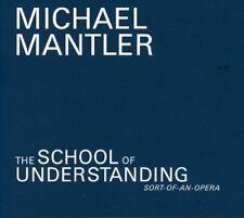 Michael Mantler - The School Of Understanding [CD]