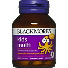 Blackmores Kids Multi Tabs 60 | 04/18