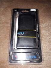 Nokia N97 Flip Case Etui Handytasche Tasche Business Case Schwarz