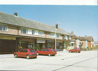Sussex Postcard - The Shopping Parade - Alinora Crescent - Goring-by-Sea  A7896