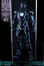 Hot Toys 1/6  MMS485D24 Marvel Iron Man 2 Neon Tech Masterpiece MKIV Ironman