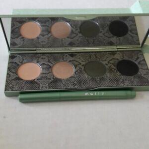 MALLY Citychick Smokey Eye  3 color 1 Base Palette .3 oz / 7.5 g  Central Park