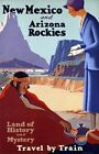 "Vintage Illustrated Travel Poster CANVAS PRINT Arizona rockies Indian 8""X 10"""