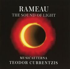 TEODOR/MUSICA AETERNA CURRENTZIS - RAMEAU - THE SOUND OF LIGHT(STANDARD) CD NEU
