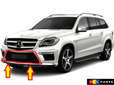 NEW GENUINE MERCEDES BENZ MB GL CLASS W166 AMG FRONT BUMPER LOWER GRILL CENTER