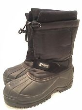Alpine Design Snow Crusher Boy's Winter/Snow/Rain/Mud Boots Youth Size 4 M