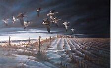 Terry Redlin Wintersnows open edition