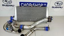 Turbo Intercooler + Bolt On Piping Kit Fits 240Sx S13 S14 Sr20 Sr20Det w/ Greddy