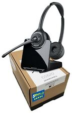 Plantronics CS520 Wireless Headset (84692-01) - Brand New, 1 Year Warranty