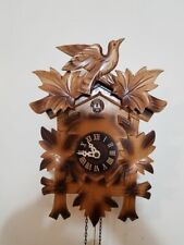 Vintage Quarter Chime Cuckoo Clock -fully functional and working