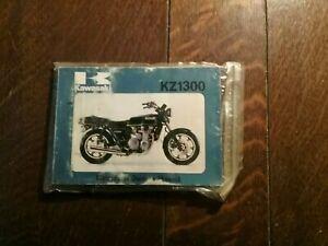 KAWASAKI Z1300 A1  OWNERS MANUAL / HANDBOOK / BOOKLET